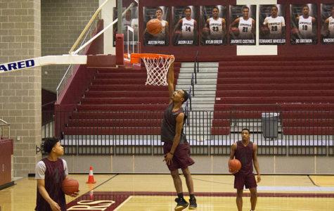 Bouncing back into basketball season