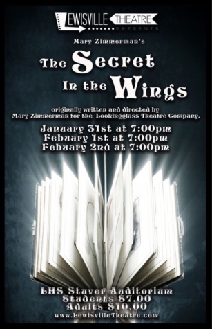 "Theater presents ""The Secret in The Wings"""