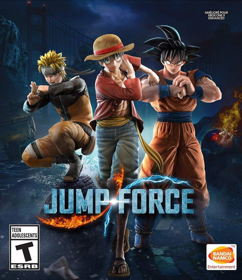 Review Fighting In The World Of Jump Force Farmers Harvest