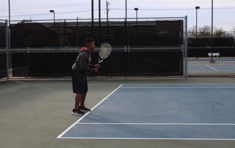 Tennis looks to begin season successfully