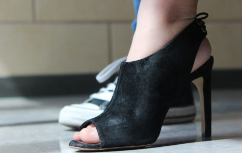 Column: Conquering the world with heels