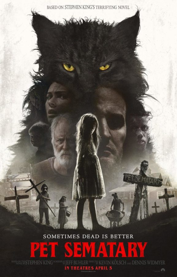 Review: 'Pet Sematary' gives chilling vibes to viewers