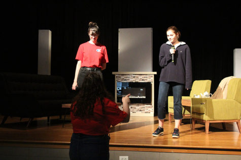 One act heads to state with inspiring play