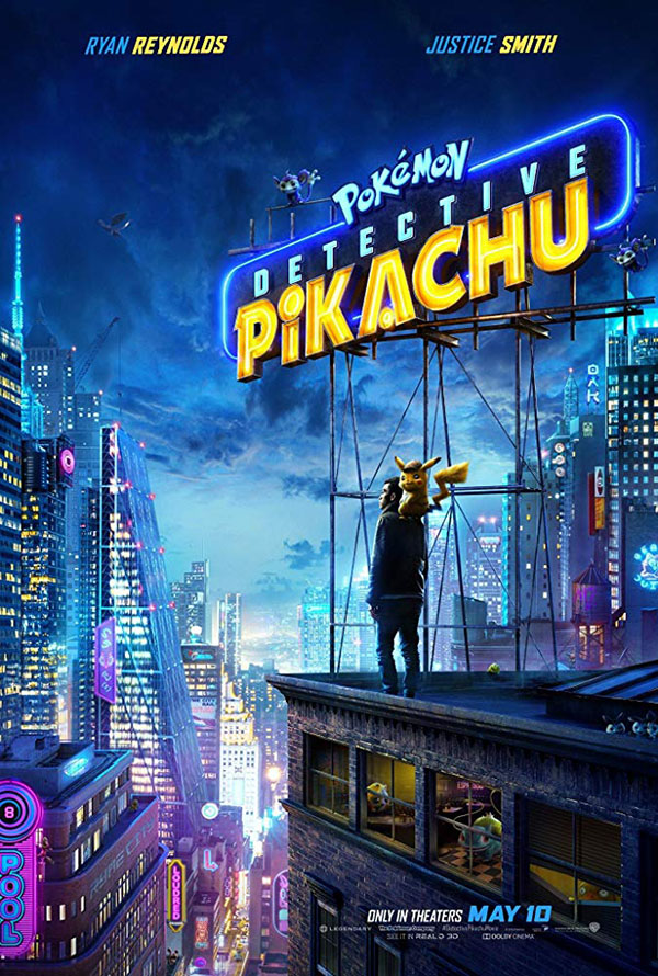 The+live-action+movie+%E2%80%9CPok%C3%A9mon+Detective+Pikachu%E2%80%9D+was+released+on+Friday%2C+May+10.