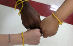 StuCo honors childhood cancer awareness