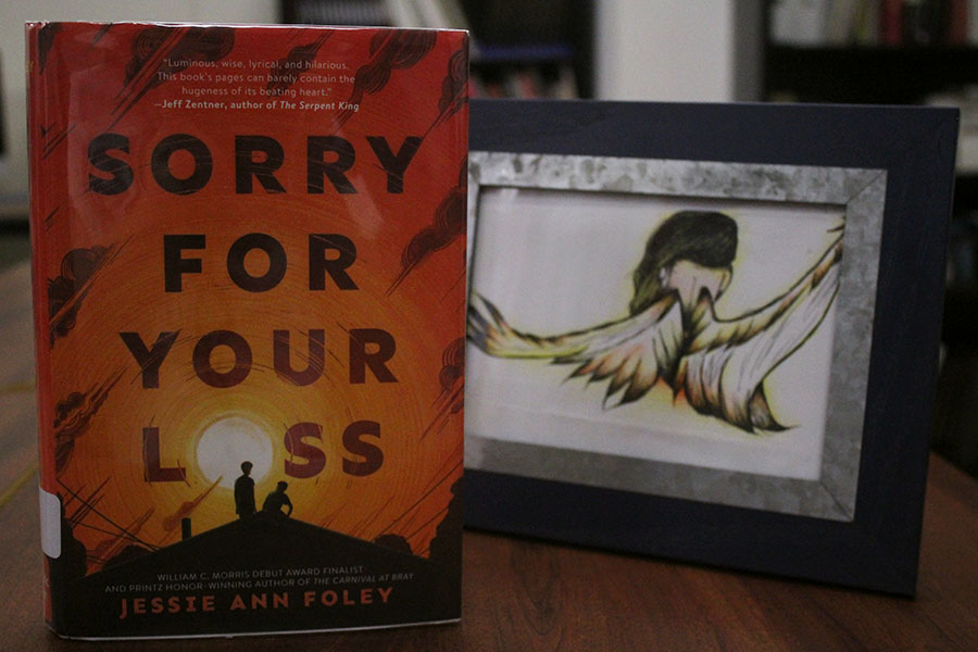 """Author Jessie Ann Foley's new novel, """"Sorry For Your Loss,"""" was released on Tuesday, June 4, 2019."""