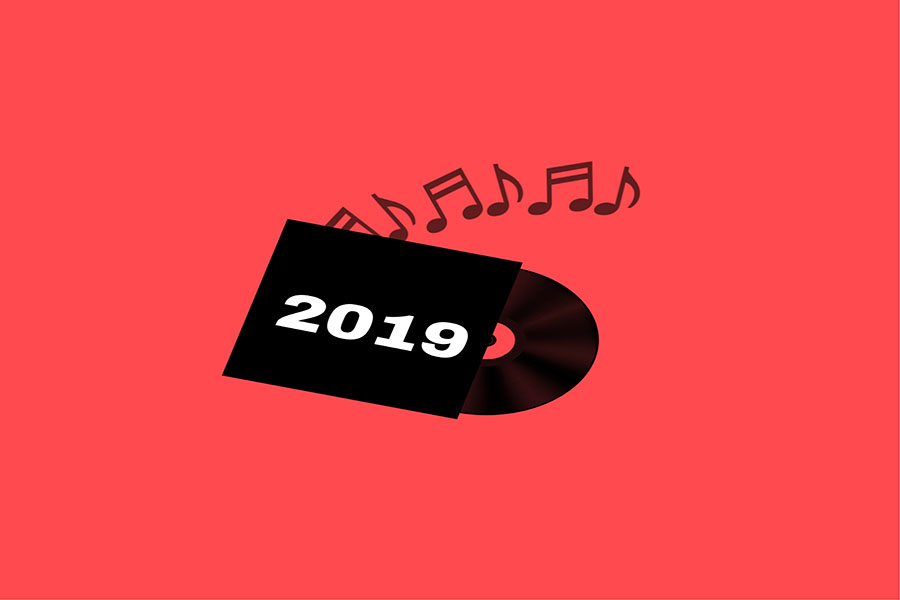 Top 19 albums of 2019