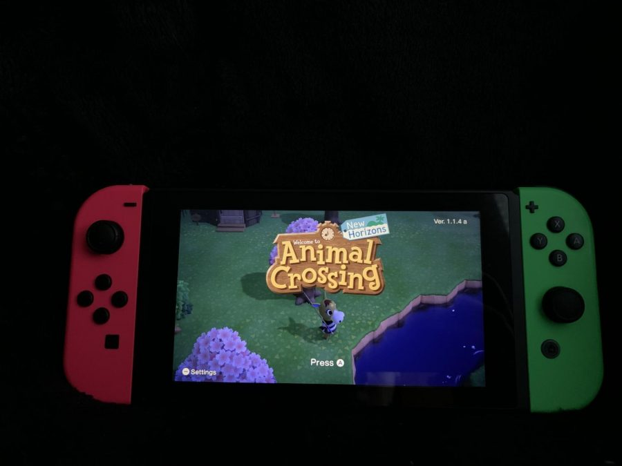 Nintendo%27s+Animal+Crossing%3A+New+Horizons+was+released+on+Friday%2C+March+20%2C+2020.