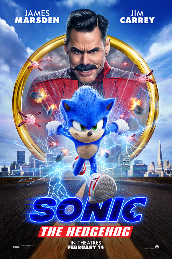 Review: 'Sonic the Hedgehog' impresses viewers