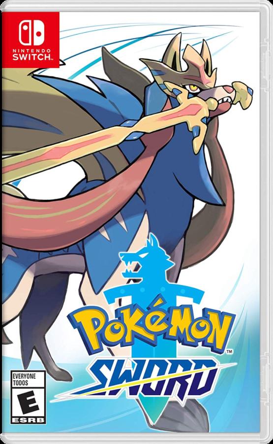 Pokemon Sword was released on Friday, Nov. 15, 2019. Courtesy of Game Freak.