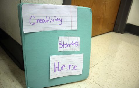 Column: Creating my own world