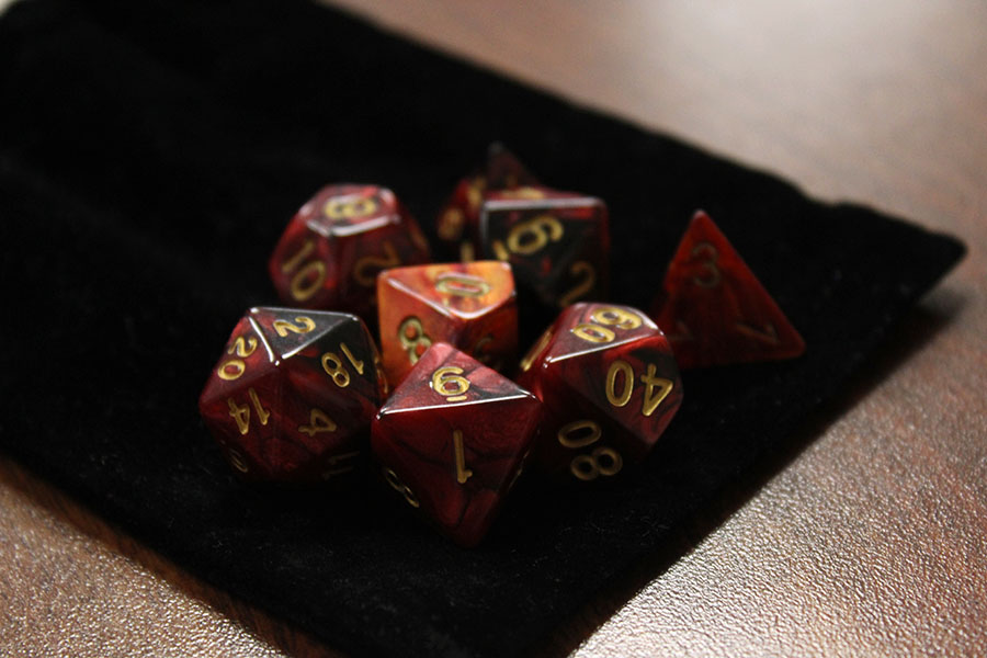 Column: Using dice to slay dragons