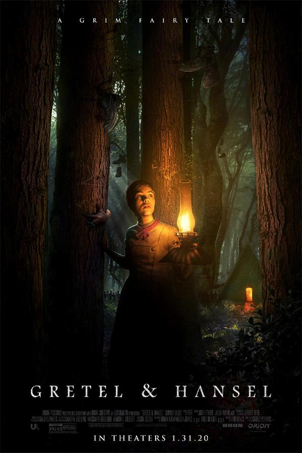 Review: 'Gretel & Hansel' handles fairy tale properly