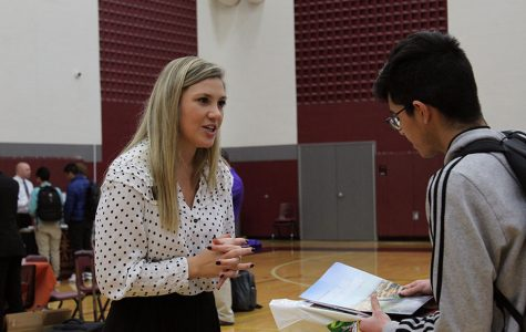 Slideshow: 2020 college and career fair